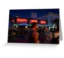 Landmark Key West Greeting Card