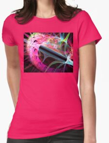 Light Speed Womens Fitted T-Shirt