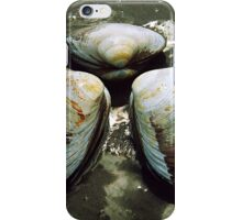 Clams iPhone Case/Skin