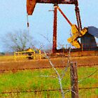 The Oilfield by Monte Roberts