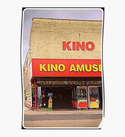 KINO - The Old Cinema Poster