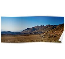 Artist's Drive - Death Valley National Park, California Poster