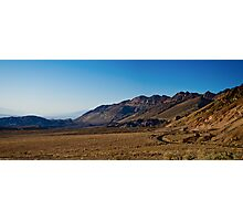 Artist's Drive - Death Valley National Park, California Photographic Print