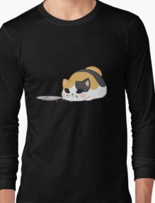 Don't worry, it was delicious! Long Sleeve T-Shirt