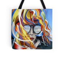 Venus Psychedelia Tote Bag