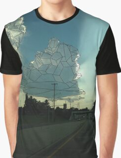 Crystal Clouds Graphic T-Shirt