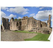 Kildrummy Castle Poster