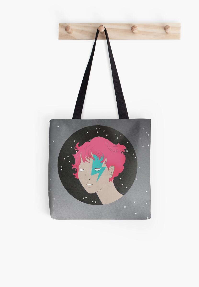 Ziggy Canvas Shoulder Bag 16