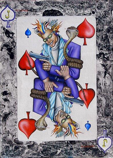 Jack of Spades by jasun100