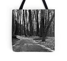 The Eugene River Trail Tote Bag