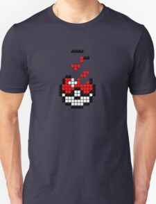Pokeball Tetris Unisex T-Shirt