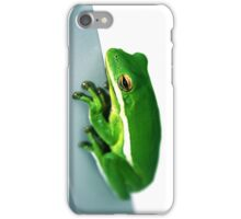 Green Still, Two iPhone Case/Skin