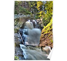 Raymondskill Falls Poster