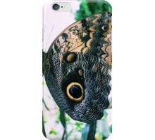 Owl Butterfly iPhone Case/Skin