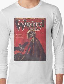 Weird Tales Magazine Long Sleeve T-Shirt