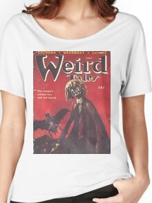 Weird Tales Magazine Women's Relaxed Fit T-Shirt