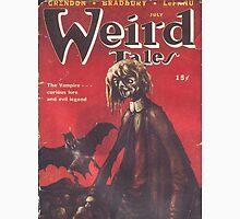 Weird Tales Magazine Unisex T-Shirt