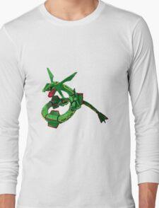 Rayquaza Long Sleeve T-Shirt