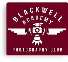 Life Is Strange - Blackwell Photography Club Canvas Print