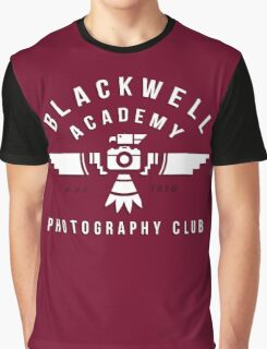 Life Is Strange - Blackwell Photography Club Graphic T-Shirt