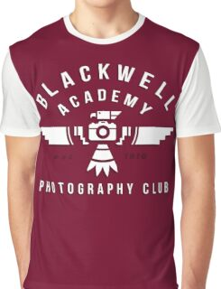 Life Is Strange - Blackwell Photography Club Graphic T-Shirt