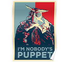 Nobody's Puppet Poster