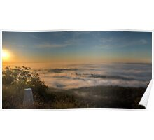 Hawkesbury Sunrise Lookout Poster