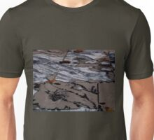 Slipping Away From Focus Unisex T-Shirt