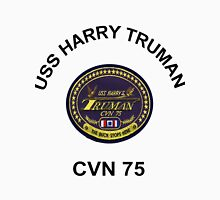 USS Harry S. Truman (CVN-75) Crest Unisex T-Shirt
