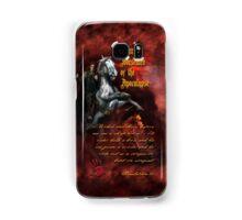 Four Horsemen of the Apocalypse Samsung Galaxy Case/Skin
