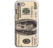 Hundred dollar bill iPhone case 4/4s iPhone Case/Skin