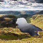 Loch Skeen Viewed from Craigloch by David Lewins
