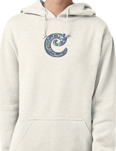 The Letter C Pullover Hoodie
