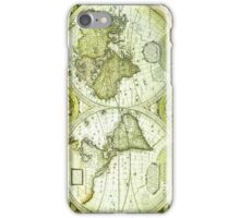 ANTIQUE WORLD iPhone Case/Skin