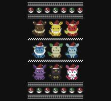 An Eeveelutionary Christmas by pandaporch