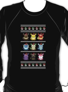 An Eeveelutionary Christmas T-Shirt