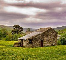 The Barn by Trevor Kersley
