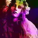 EARLY 20th CENTURY FLOWER CHILD by Tammera