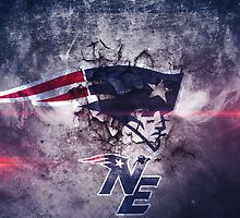 New England Patriots by osoep008