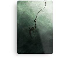Caught Metal Print
