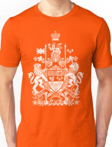 CANADA-COAT OF ARMS Unisex T-Shirt