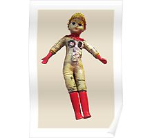 Interiority doll Poster