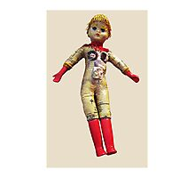 Interiority doll Photographic Print