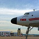 """Star of America"" Lockheed Constellation 1049 Super G by TeeMack"