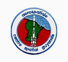 Guiana Space Centre Centre spatial guyanais (CSG) Logo Unisex T-Shirt