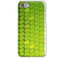 Green Iguana iPhone Case/Skin
