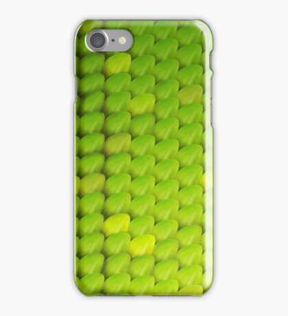 Green Iguana iPhone Case/Skin