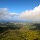 Kauai - Aareal view by brigant