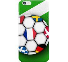 Football season iPhone Case/Skin