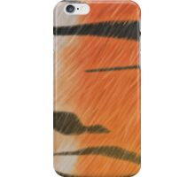 Indo-Chinese Tiger iPhone Case/Skin